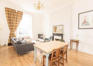 Thumbnail 2 bed flat to rent in Bellevue Crescent, New Town, Edinburgh