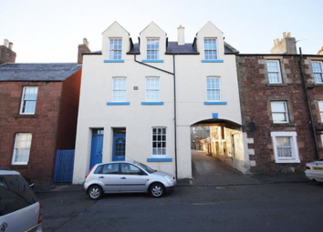 Thumbnail 1 bed flat to rent in Castle Street, Dunbar