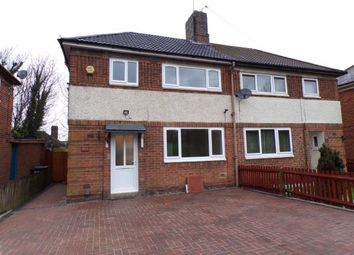 Thumbnail 3 bed semi-detached house for sale in Victoria Road East, Leicester, Leicestershire, England