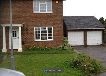 Thumbnail 4 bed detached house to rent in Sandy Close, Buckingham