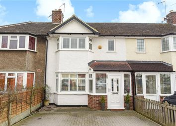 Thumbnail 2 bed terraced house for sale in Clyfford Road, Ruislip, Middlesex