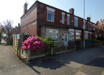 Thumbnail 3 bedroom terraced house for sale in Norwood Road, Stockport