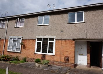Thumbnail 3 bed terraced house for sale in Greville Road, Warwick