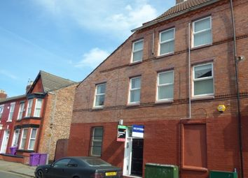 Thumbnail 1 bedroom flat to rent in Alderson Road, Wavertree, Liverpool