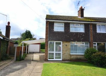 Thumbnail 3 bed property for sale in Willow Road, North Hykeham, Lincoln