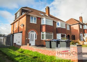 Thumbnail 4 bed semi-detached house for sale in Fairbourne Avenue, Great Barr, Birmingham