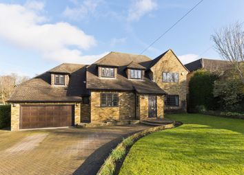 Thumbnail 5 bed detached house to rent in The Ridgeway, Fetcham