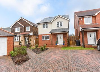 Thumbnail 4 bed detached house for sale in Walworth Road, Picket Piece, Andover