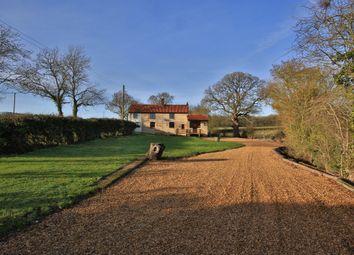 Thumbnail 5 bed cottage for sale in Burton Lane, Burton Coggles, Grantham