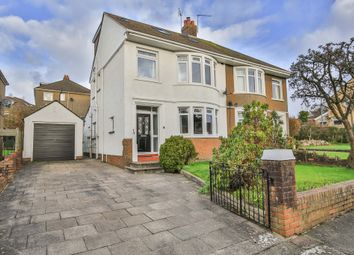 Thumbnail 4 bed semi-detached house for sale in Everest Avenue, Llanishen, Cardiff