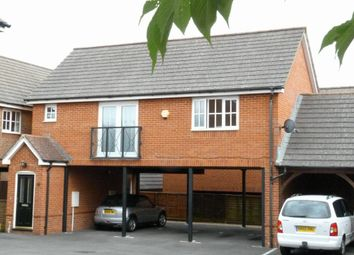 Thumbnail 2 bed maisonette to rent in Burghclere Down, Andover