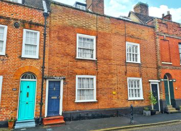 Thumbnail 4 bed terraced house to rent in Old Customs Houses, West Street, Harwich