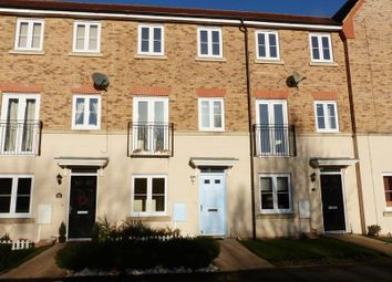 Thumbnail 3 bed terraced house for sale in Robins Crescent, Witham St. Hughs, Lincoln