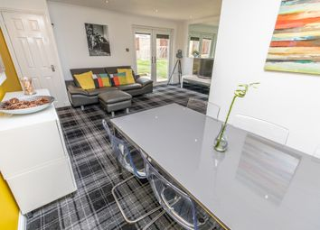 Thumbnail 4 bed detached house for sale in Mcintosh Park, Kirkcaldy