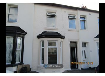 Thumbnail 3 bed terraced house to rent in Rydal Avenue, Blackpool