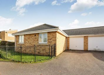 Thumbnail 3 bed bungalow for sale in Epsom Close, Stevenage, Hertfordshire, England