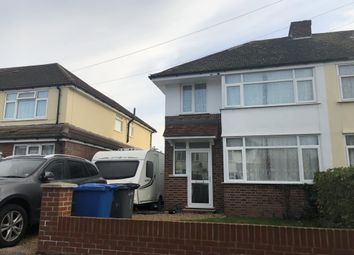 Thumbnail 3 bedroom semi-detached house to rent in Laggan Road, Maidenhead