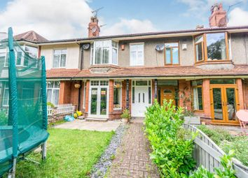 Thumbnail 4 bed terraced house for sale in Grosvenor Road, Hoylake, Wirral