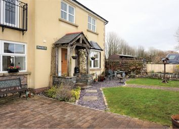 Thumbnail 4 bedroom detached house for sale in Llanharry, Pontyclun