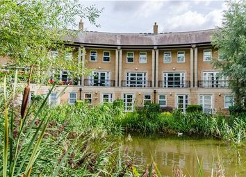 Thumbnail 4 bed town house for sale in The Crescent, Storeys Way, Cambridge
