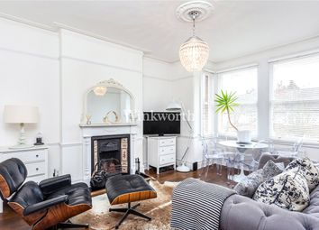 Thumbnail 2 bed flat for sale in Meadowcroft Road, Palmers Green, London