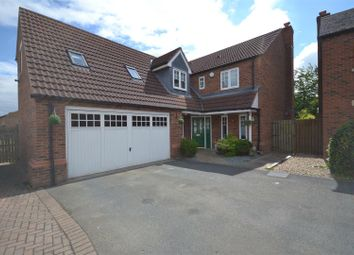 Thumbnail 4 bed property for sale in Thornbeck, Dunnington, York