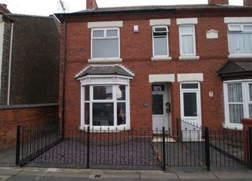 Thumbnail 3 bed semi-detached house to rent in Melbourne Road, Ibstock, Leics