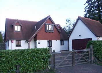 Thumbnail 4 bed detached house to rent in Halton Village, Near Wendover, Bucks