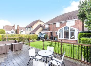 Thumbnail 6 bed detached house for sale in Laurie Gray Avenue, Bluebell Village, Chatham