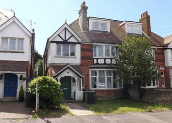Thumbnail 1 bedroom flat for sale in Dorset Road, Bexhill-On-Sea, East Sussex