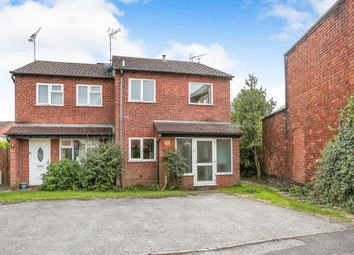 Thumbnail 1 bed semi-detached house for sale in Horse Shoe Road, Longford, Coventry, West Midlands