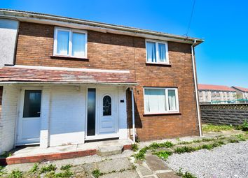 Thumbnail 3 bed semi-detached house for sale in Heol Frank, Penlan, Swansea