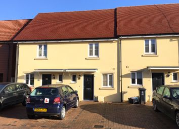 Thumbnail 2 bed terraced house for sale in Garston Mead, Frome