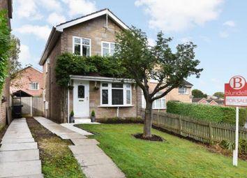 Thumbnail 3 bed detached house for sale in Berry Avenue, Eckington, Sheffield, Derbyshire