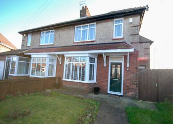 Thumbnail 3 bed semi-detached house for sale in Marcia Avenue, Sunderland