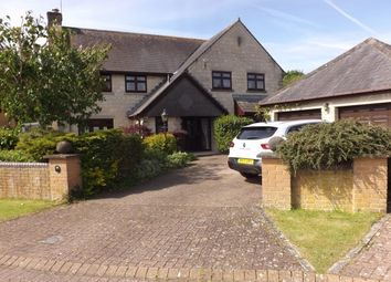 Thumbnail 4 bed detached house to rent in Gartons Road, Middleleaze, Swindon
