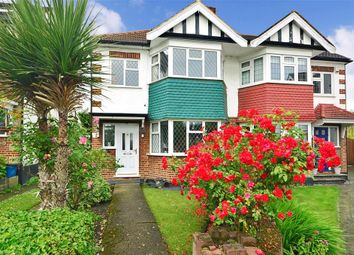 Thumbnail 3 bedroom semi-detached house for sale in Burnham Crescent, Wanstead, London