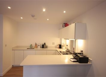 Thumbnail 1 bed flat to rent in Kara Court, 15 Seven Seas Gardens, London, UK