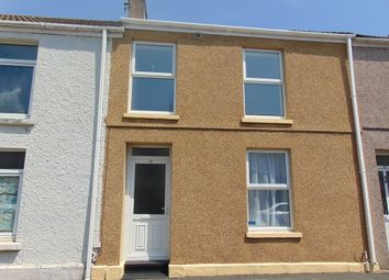 Thumbnail 3 bed terraced house to rent in Dillwyn Street, Llanelli