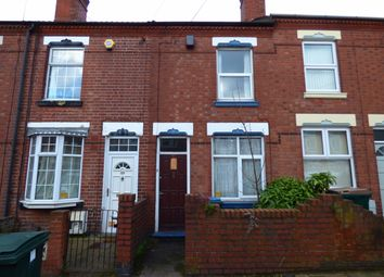 Thumbnail 2 bed terraced house for sale in St. Georges Road, Coventry