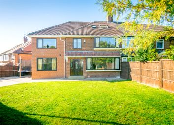 Thumbnail 5 bed semi-detached house for sale in Lambert Avenue, Leeds, West Yorkshire