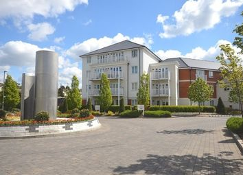 Thumbnail 1 bed flat to rent in York House, Chequers Avenue, High Wycombe