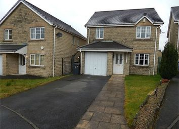 Thumbnail 3 bed detached house for sale in St Andrews Close, Colne, Lancashire