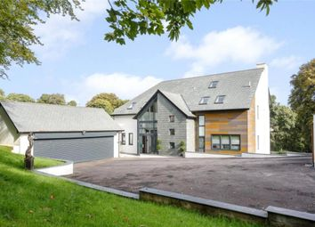 Thumbnail 4 bedroom detached house for sale in Plymbridge Road, Plymouth, Devon