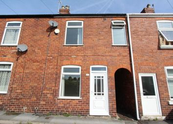 Thumbnail 2 bed terraced house to rent in Park Street, Chesterfield