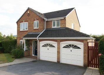 Thumbnail 4 bed detached house for sale in John Turner Road, Darley Dale, Matlock, Derbyshire