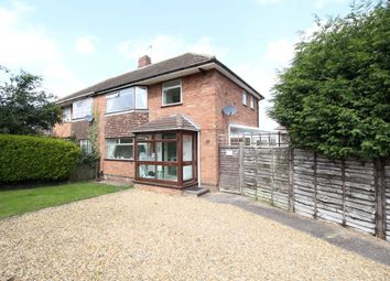 Thumbnail 3 bed semi-detached house for sale in Lancing Road, Bulkington, Bedworth