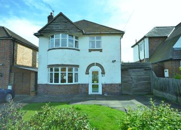 Thumbnail 3 bed detached house for sale in Kingsmead Road, Leicester