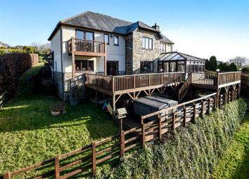 Thumbnail 5 bed detached house for sale in Keason Hill, St. Mellion, Saltash