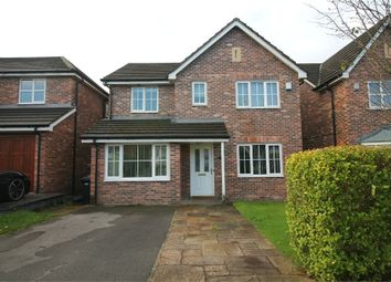 Thumbnail 4 bed detached house for sale in Laurel Avenue, Darcy Lever, Bolton, Lancashire